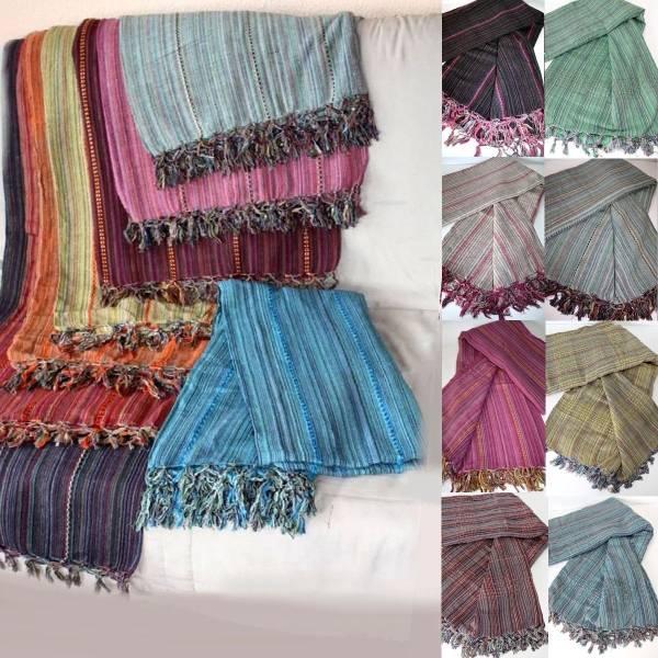 tagesdecke bett berwurf nomaden beduinen gewebte decke baumwolle ebay. Black Bedroom Furniture Sets. Home Design Ideas