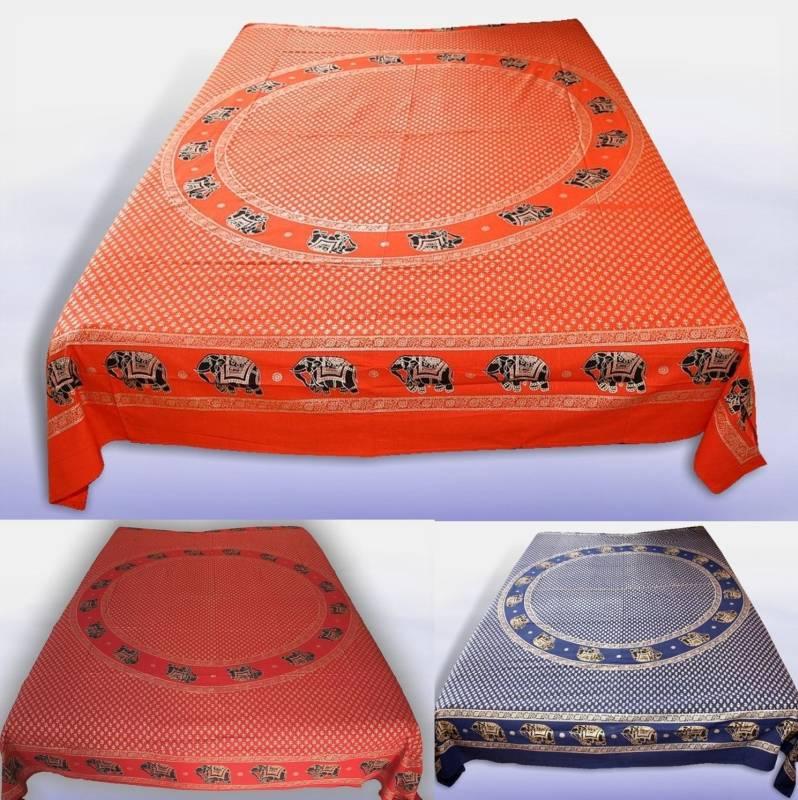 tagesdecke bett berwurf elefanten berwurf dekotuch xl. Black Bedroom Furniture Sets. Home Design Ideas
